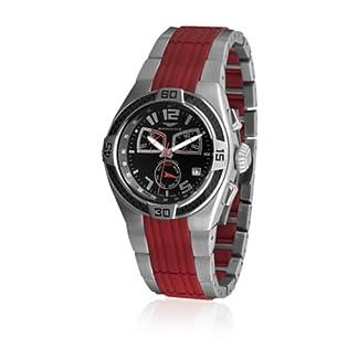 Sandoz 71551-06 – Reloj Fernando Alonso Caballero Rojo/Negro