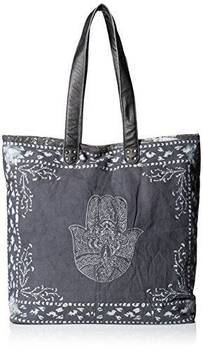 ale-by-alessandra-womens-hatha-fully-lined-bag-charcoal-white-one-size