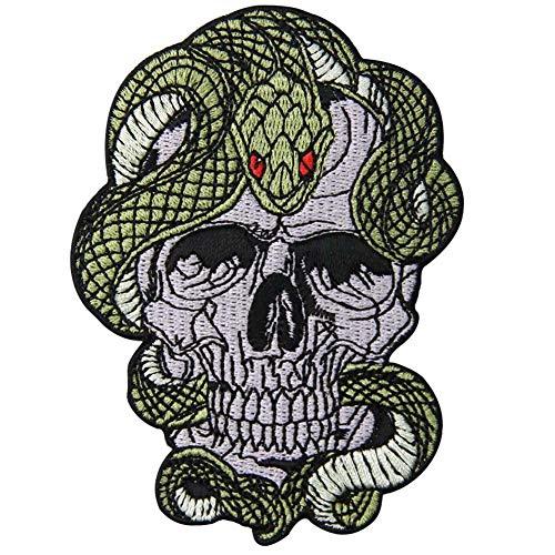 Parche termoadhesivo para la ropa, diseño de Serpiente y...