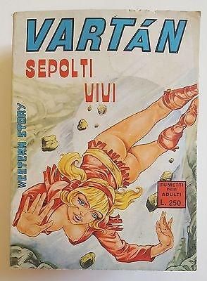 Vartan n.118 - Vartan - EROTICO - ed. Furio Viano