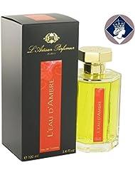 L'Artisan Parfumeur L'eau D'ambre 100ml/3.4oz Eau De Toilette Spray for Women