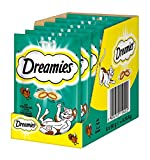Dreamies Katzensnacks Pute, 6 Packungen (6 x 60 g)