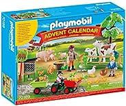 Playmobil Adventskalender 70189 På Bondgården
