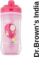Dr. Brown's Hard Spout Insulated Cup Assorted - 10oz/300ml (TC01001-INTL)