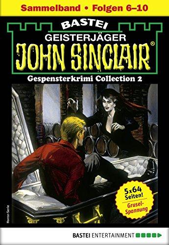 John Sinclair Gespensterkrimi Collection
