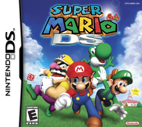 Super Mario 64 DS [UK Import] (Nintendo 64 Super Mario Spiel)