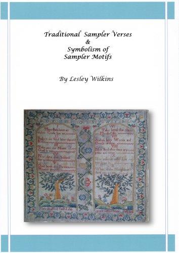 Verses & Symbolism of Sampler Motifs (English Edition) ()