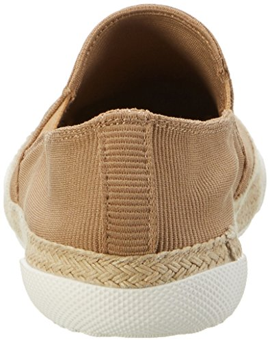 Buffalo Damen 215-9749-2 Elastic Fabric Slipper Braun (Brown 81)