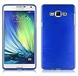 Cadorabo - Silikon TPU Schutzhülle für Samsung Galaxy A7