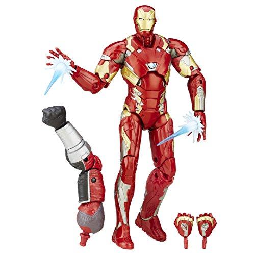 Marvel Iron Man Figure of 15,24 cm. Legends series, brand 46