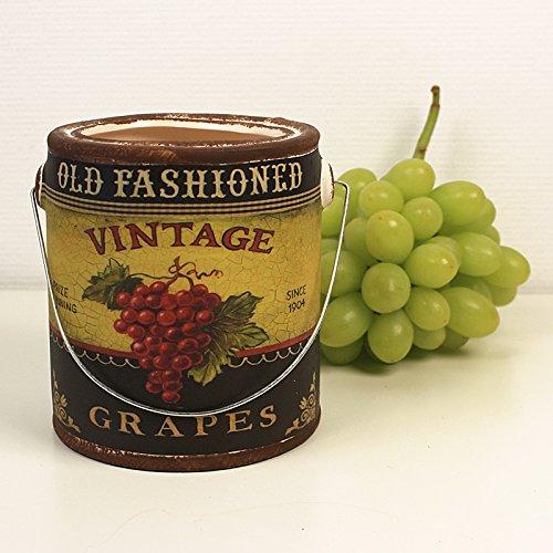 kwoka-keramik-ubertopf-grapes-vintage-dose-ca-11-cm-d
