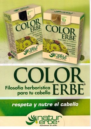 DYE COLOR RUBIO 27 ERBE 135 ML