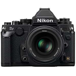 Df schwarz Kit + AF-S NIKKOR 50 mm 1:1,8G SE