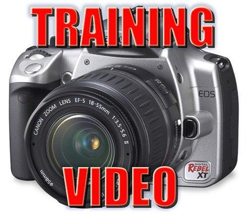 Canon Rebel 350d Xt Training Dvds