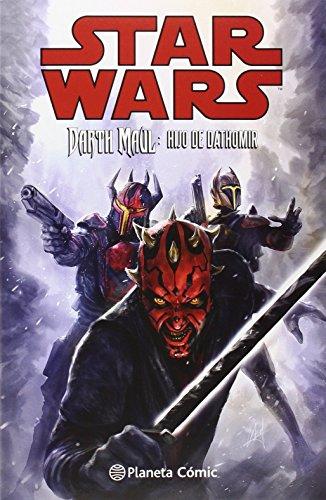 Star Wars. Darth Maul. Hijo De Dathomir (Cómics Star Wars) de Varios autores (3 mar 2015) Tapa blanda