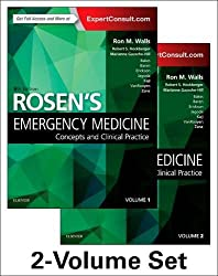 Rosens Emergency Medicine - Concepts and Clinical Practice: 2-Volume Set