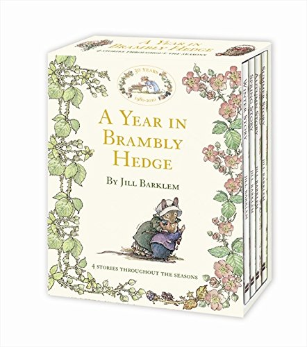 A Year in Brambly Hedge (HarperCollins Children's Books) por Jill Barklem