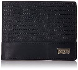 Levis FW 14 Black Mens Wallet (19194-0001)