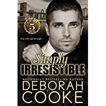 Simply Irresistible (Flatiron Five Book 1) (English Edition)