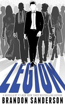 Legion (English Edition) par [Sanderson, Brandon]