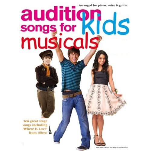 Audition Songs for Kids: Musicals