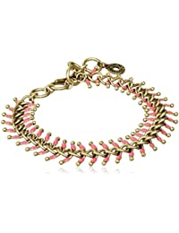 Pilgrim - 291310762 - Spring - Bracelet Femme - Métal - Plaqué Or - Rose