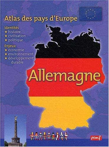 Atlas des pays d'Europe : Allemagne