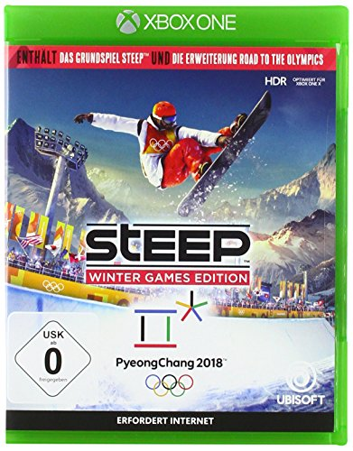 Steep - Winter Games  Edition - [Xbox One]