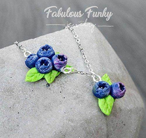 Tropische Beeren (Blaubeeren Kette)