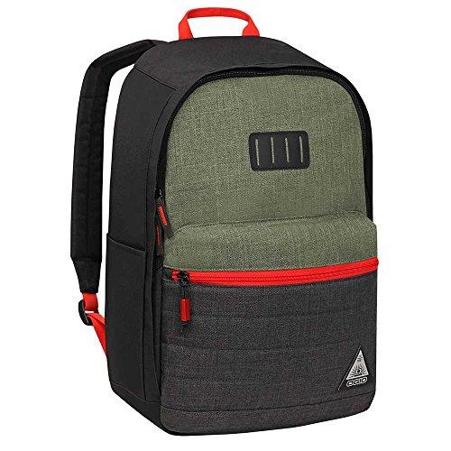 OGIO Lewis Pack, Multifunktions Rucksack mit Laptop-Fach, Olive (Ogio Laptop-rucksäcke)