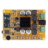 Leistungsverstaerkermodul - TOOGOO(R)TDA7492 drahtlos Bluetooth 4.0 2 * 50W Binaural Audio Digital Leistungsverstaerkermodul
