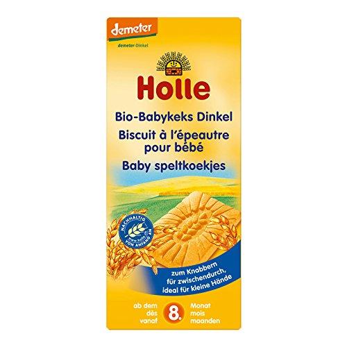Holle Bio Babykeks Dinkel 150 g