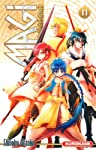 Magi - The Labyrinth of Magic Edition simple Tome 11
