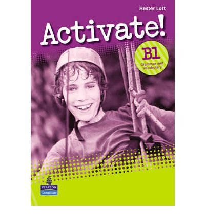 Activate! B1 Grammar & Vocabulary Book (Activate!) (Paperback)(Spanish) - Common