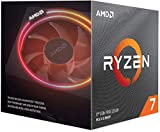 AMD Ryzen 7 3700X, AM4, Zen 2, 8 Core, 16 Thread, 3.6GHz, 4.4GHz Turbo, 32MB L3, PCIe 4.0, 65W, CPU, Wraith Prism