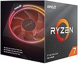 """AMD Ryzen7 3800X Octa-Core ProcessorForged con i migliori velocità siliconHigher, più memoria e larghezza di banda più ampia rispetto alla generazione precedente. Gen 3 AMD Ryzenprocessors con il 7nmZen 2"""" core definisce lo standard per alte prestazi..."""