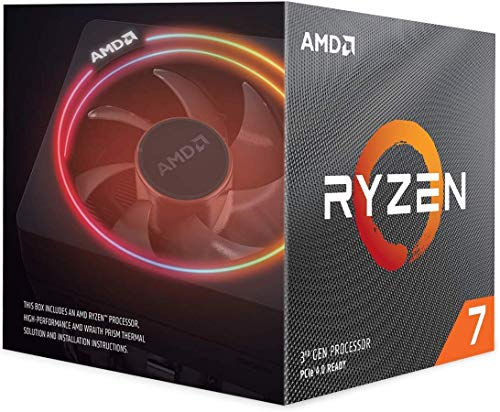 AMD Ryzen 7 3700X Processor (8C/...