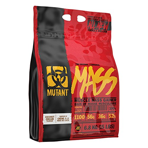 Mutant Mass Coconut Cream, 6800 g