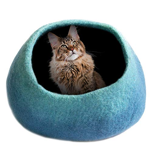 Ojas Yatra - Cama de Fieltro para Gatos