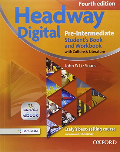New headway digital. Pre-intermediate. Student's book-Workbook-Build up. Con e-book. Con espansione online. Per le Scuole superiori