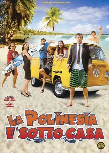 La Polinesia e' sotto casa