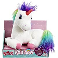 Animagic 31224.43 Rainbow My Glowing Unicorn