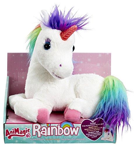 Animagic 31224.4300 - Rainbow - mein Einhorn mit Lichteffekten