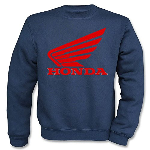 Pullover - Honda Racing Team Navy