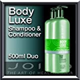 Best Joico Body Shampoos - Joico Body Luxe /Shampoo & Conditioner, 16.9 oz Review