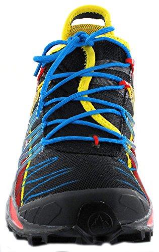 La Sportiva Mutant Trail Laufschuhe - AW16 schwarz/blau/rot
