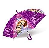 Maxi & Mini–Prinzessinnen Sofia Regenschirm 75cm Idee Geschenk Lizenz Disney