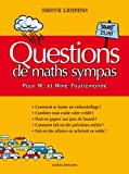 "Afficher ""50 questions de maths sympas"""