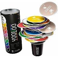 YOOLOO Tower – Le nouveau jeu à boire pour adultes dès 18 ans – (2 à 10 joueurs) – Nouveau principe de jeu – NOUVEAUTÉ 2017