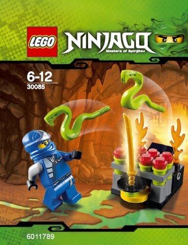 LEGO Ninjago Mini Figure Set #30085 Snake Battle Bagged  available at amazon for Rs.1841